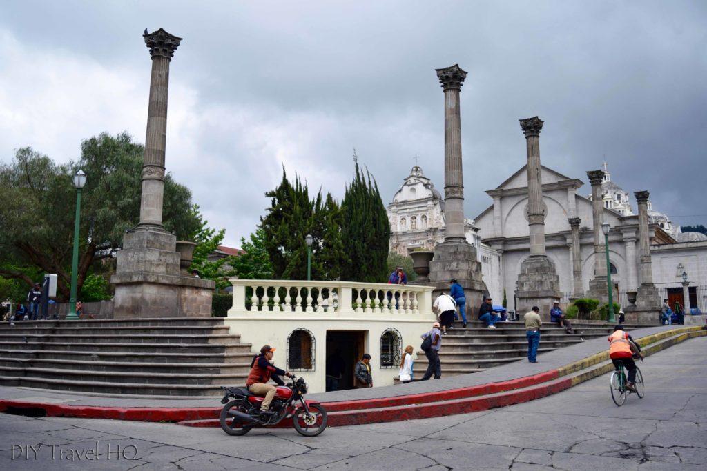 Quetzaltenango (Xela) Parque Centro America