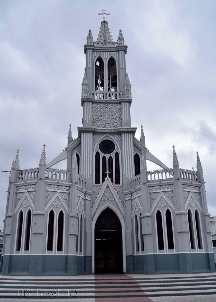 Quetzaltenango (Xela) San Nicolas Church Exterior