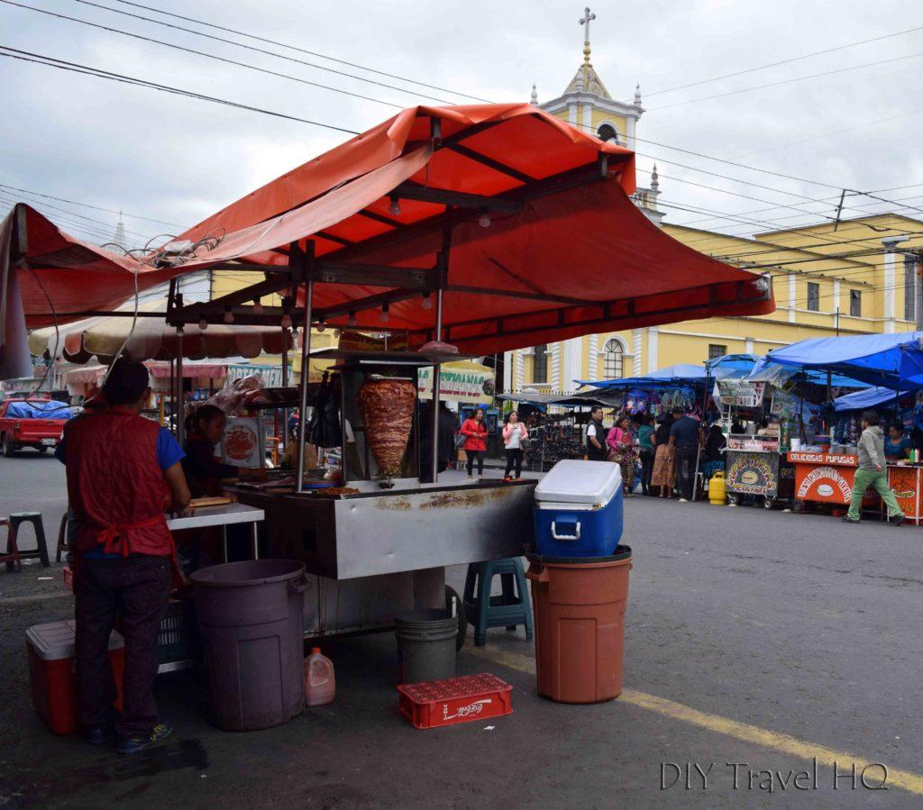 Quetzaltenango (Xela) Street Food