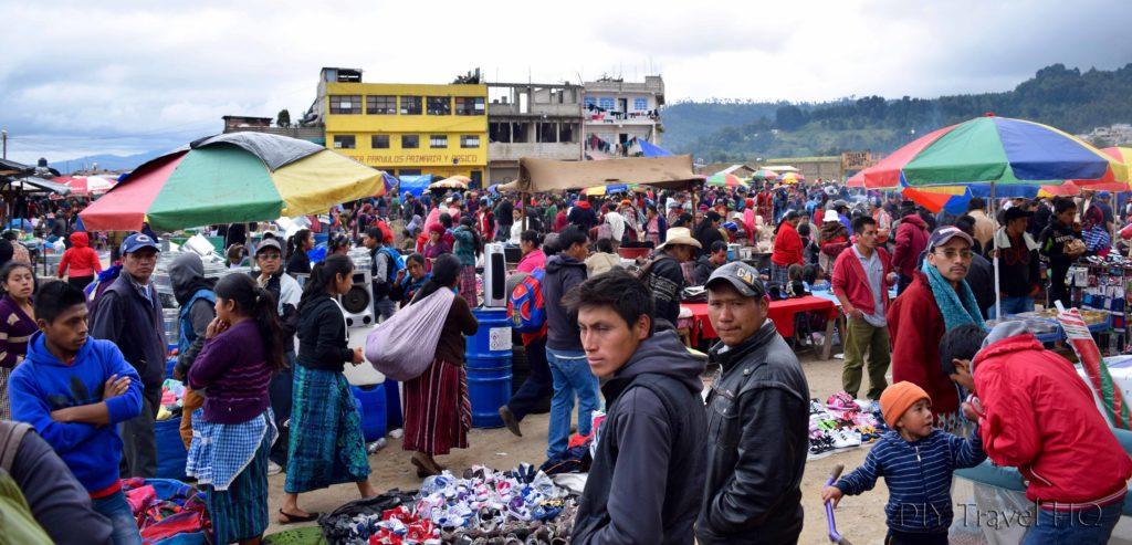 San Francisco El Alto Animal Market