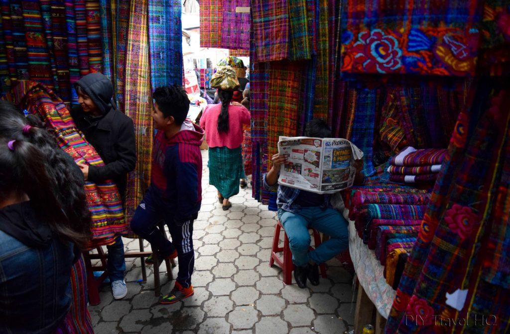 San Francisco El Alto Market Fabric