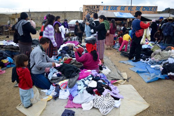 San Francisco El Alto Used Clothes Frenzy