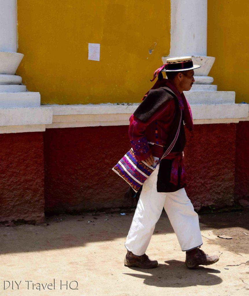 San Juan Atitan Traditional Clothing
