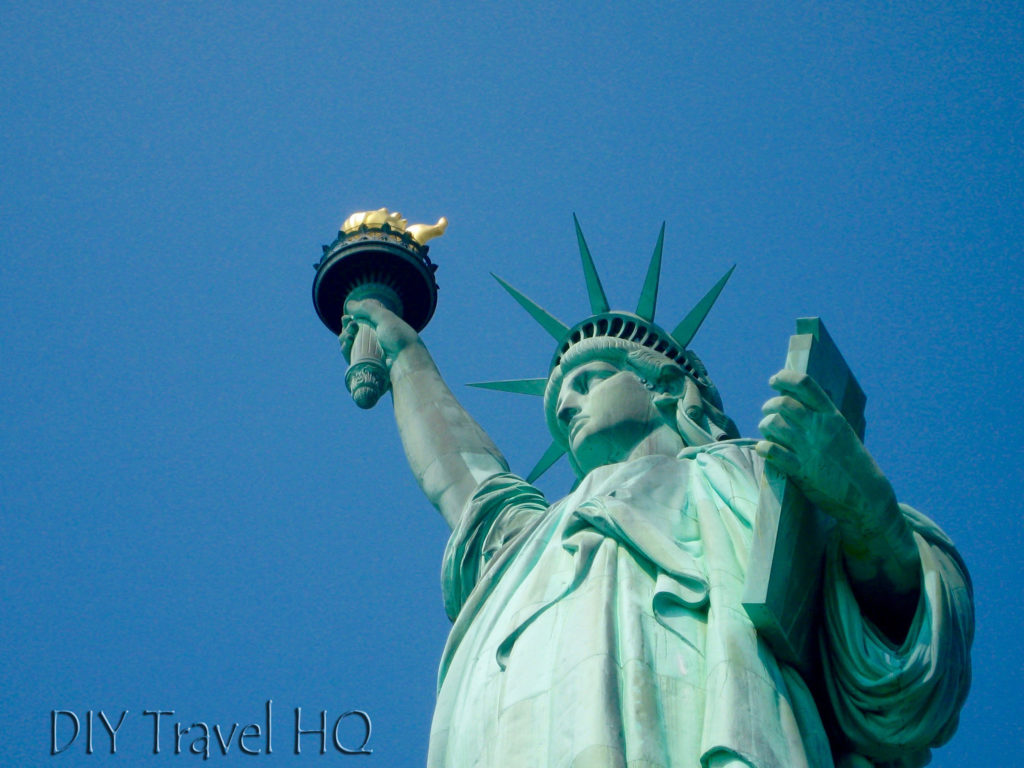Statue of Liberty Itinerary