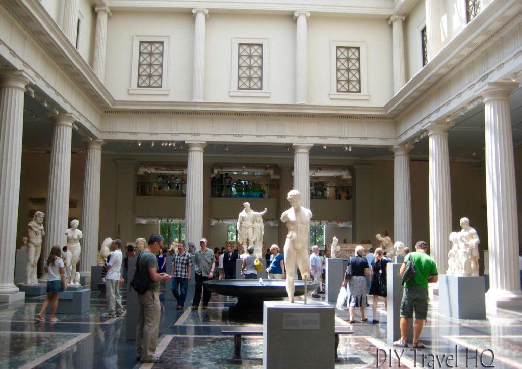 Inside The Met New York