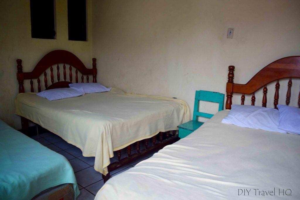 Todos Santos Cuchumatan Hotel Mam Room