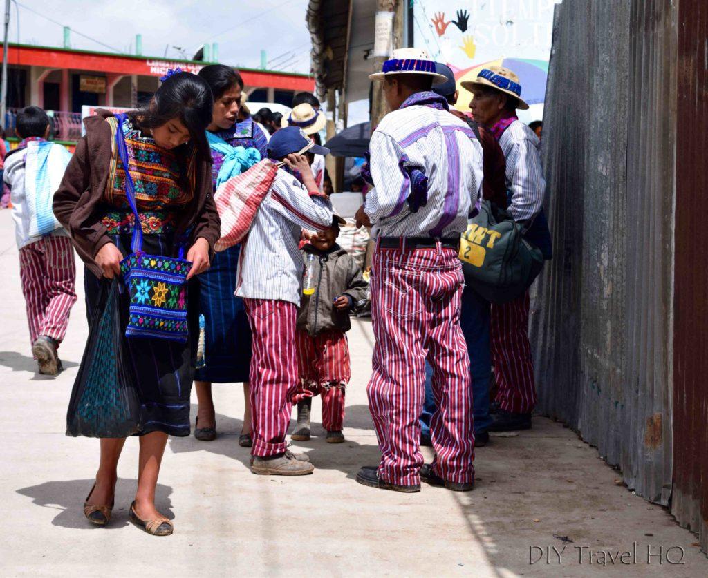 Todos Santos Cuchumatan Men and Woman Traditional Clothing