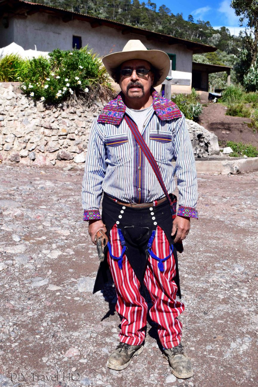 Todos Santos Cuchumatan Traditional Clothing