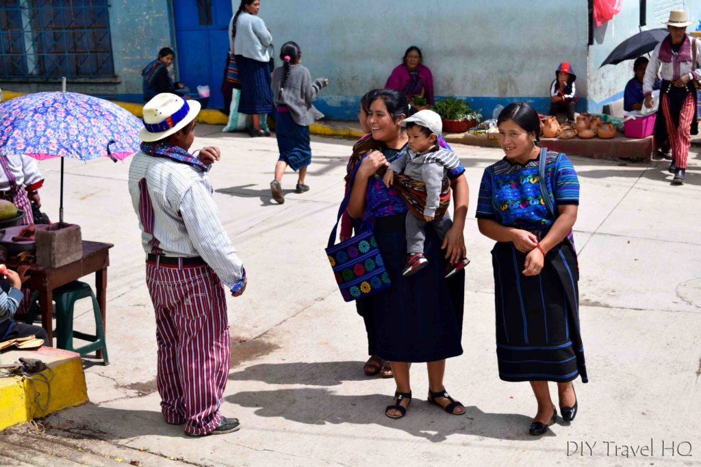 Todos Santos Cuchumatan Traditional Clothing Men and Women