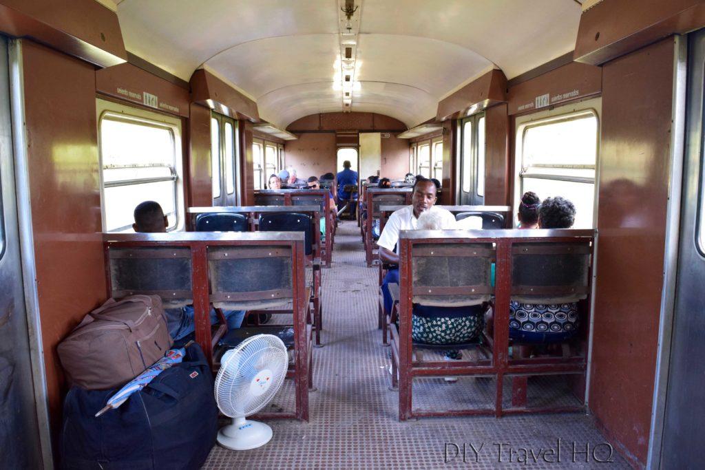 Getting around Cuba Hershey Train