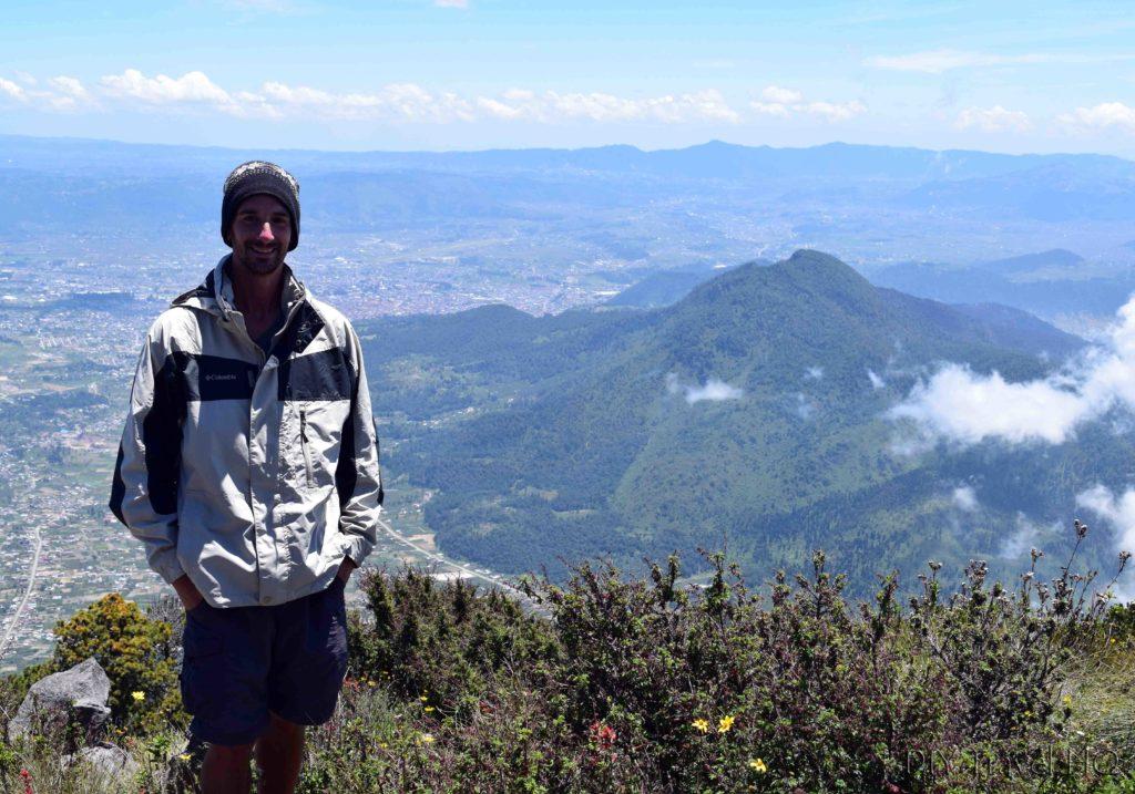 Volcan Santa Maria Guide