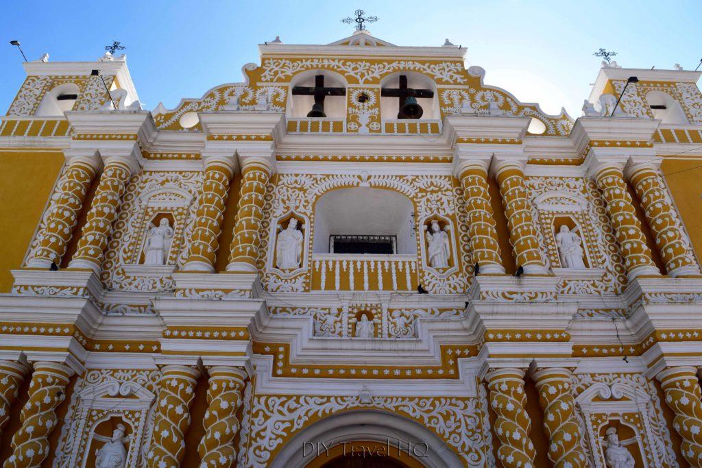 Zunil Central Church