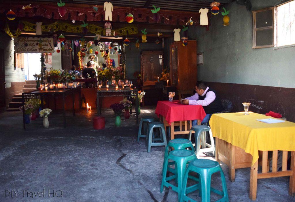 Zunil San Simon House