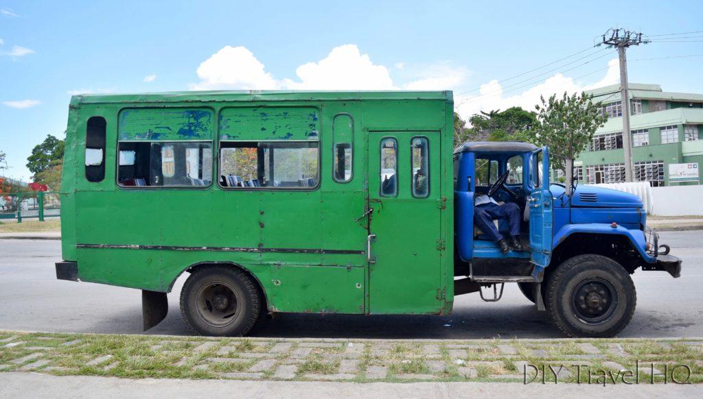 Camion to Trinidad