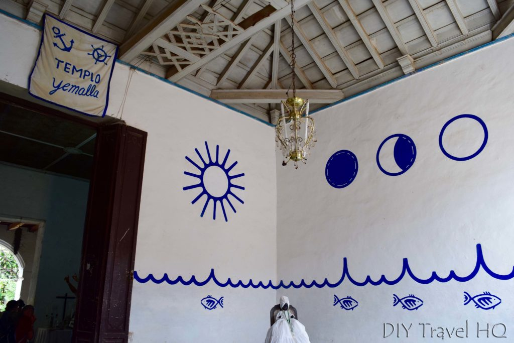 Casa Templo de Santeria Yemaya