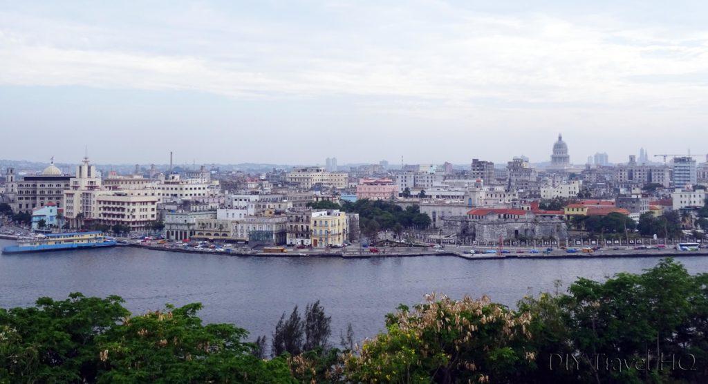 Casablanca View of Old Havana