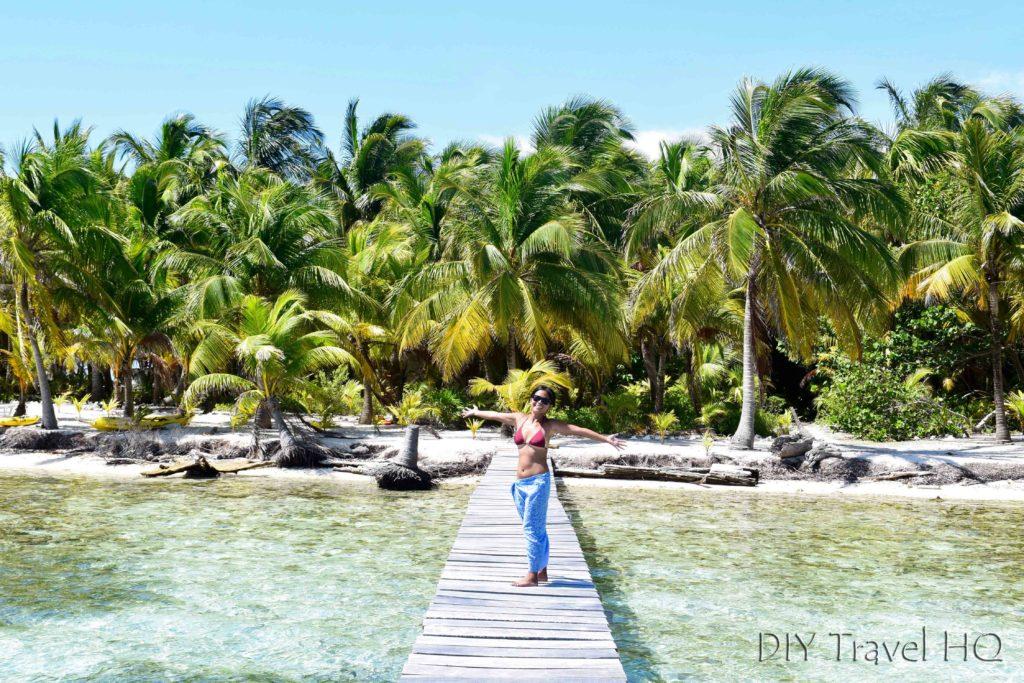 Robinson Crusoe on Glovers Atoll