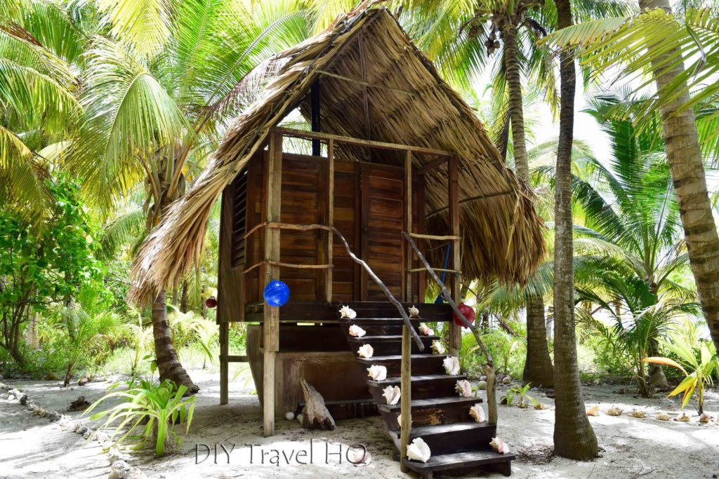 Toilet on Glovers Atoll Resort