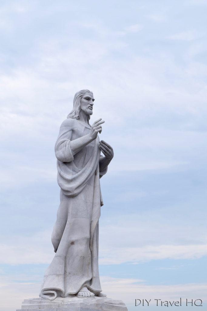 Havana Casablanca Estatua de Cristo