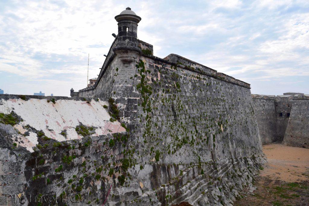 Havana Parque Historico Militar Morro-Cabana Castillo de los Tres Santos Reyes Magnos del Morro