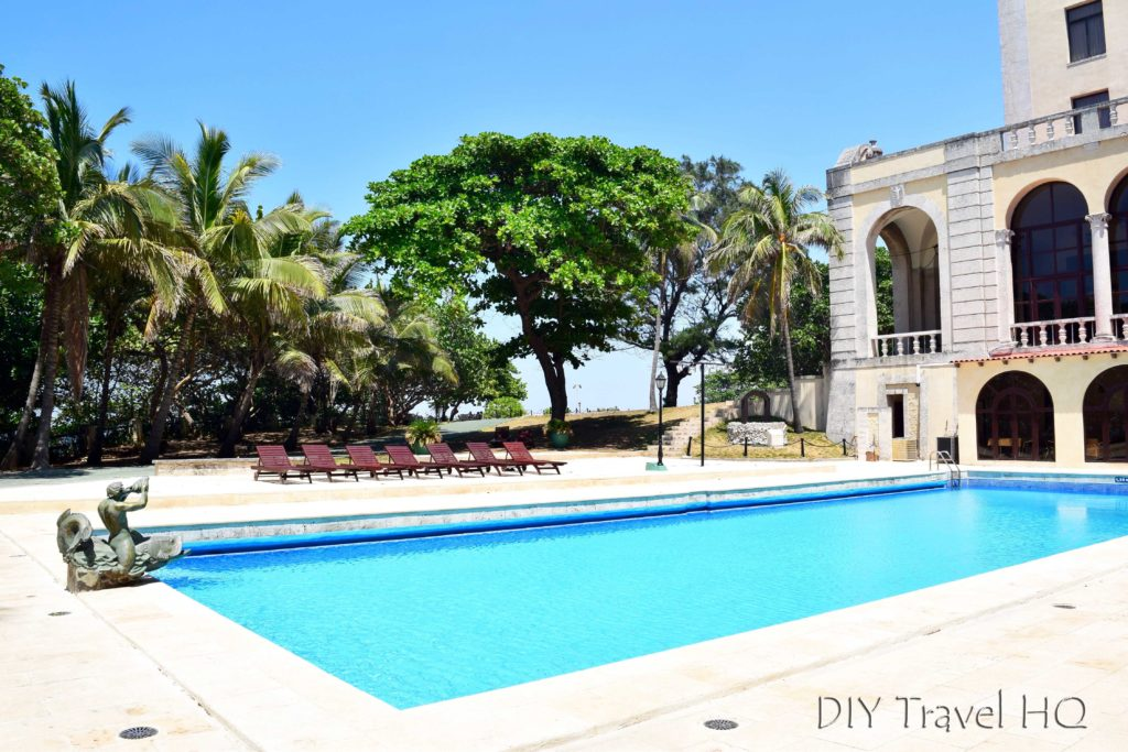 Havana Vedado Hotel Nacional Swimming Pool