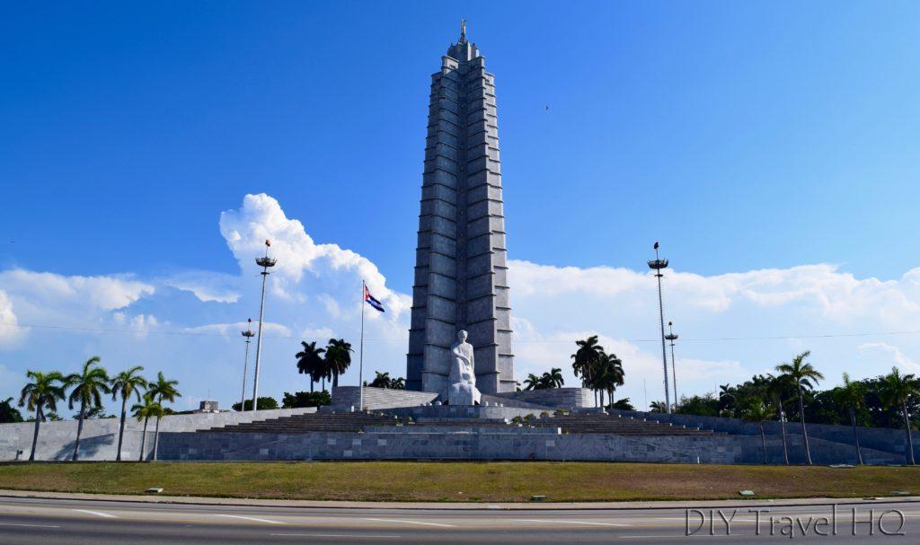 Havana Vedado Memorial a Jose Marti