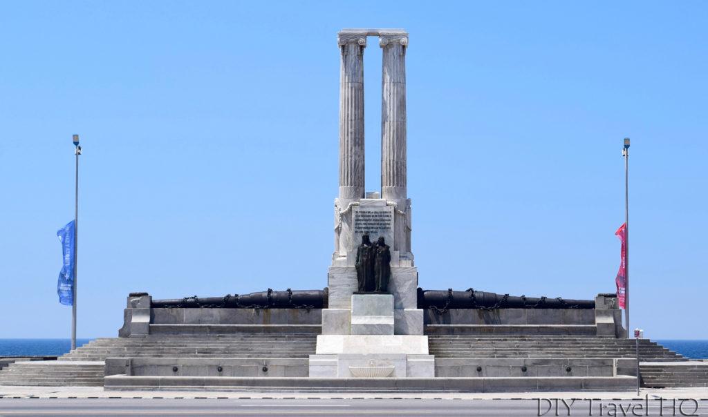 Havana Vedado Monumento a las Victimas del Maine