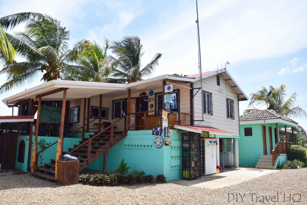 Hopkins Marina to Glovers Atoll Resort