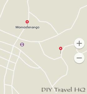 Momostenago Los Riscos Map Location