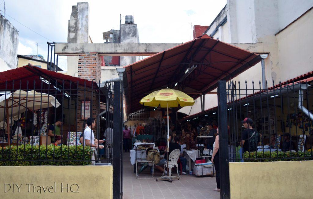 Old Havana Calle Obispo Artisan Market