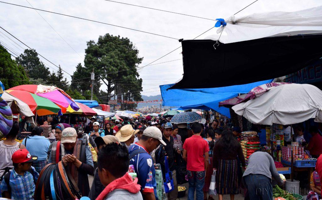 Quetzaltenango (Xela) Minerva Market