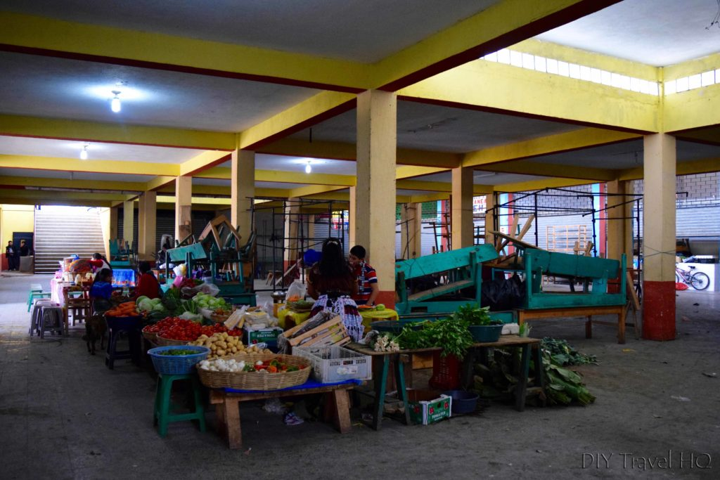 San Andres Xecul Market