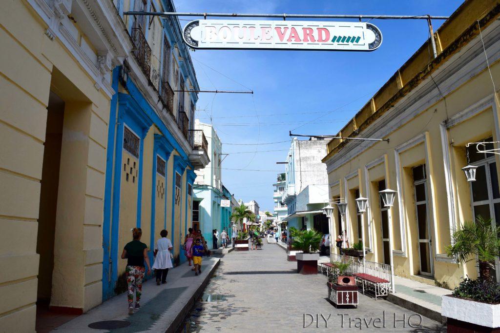 Santa Clara Boulevard Cuba