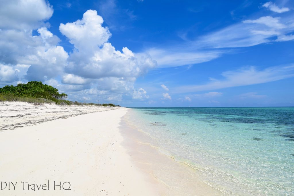 Santa Lucia Coast near La Boca