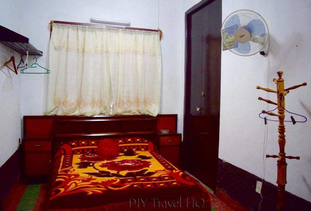 Room at Casa Irma, Santiago de Cuba
