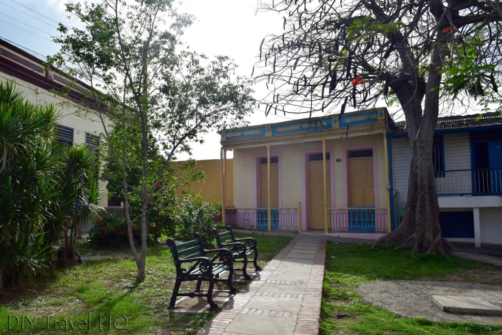 Fidel Castro's house in Santiago