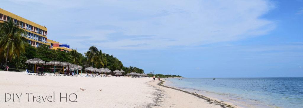 Playa Ancon in Trinidad