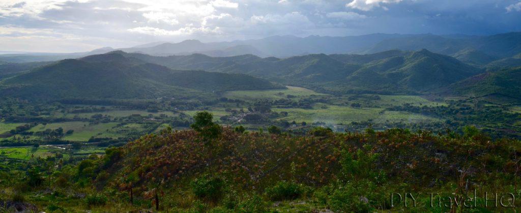 Mountain view from Loma de la Vigia