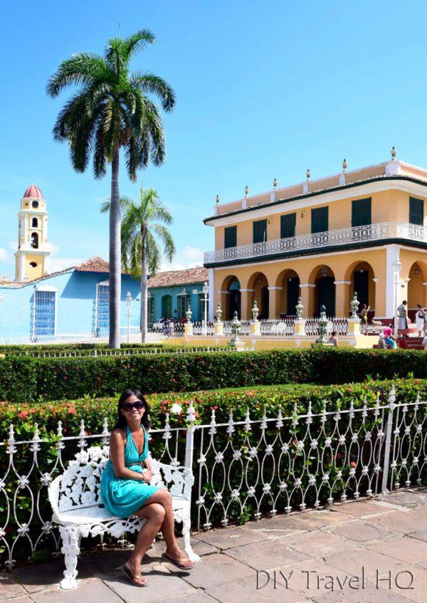 Plaza Mayor in Trinidad