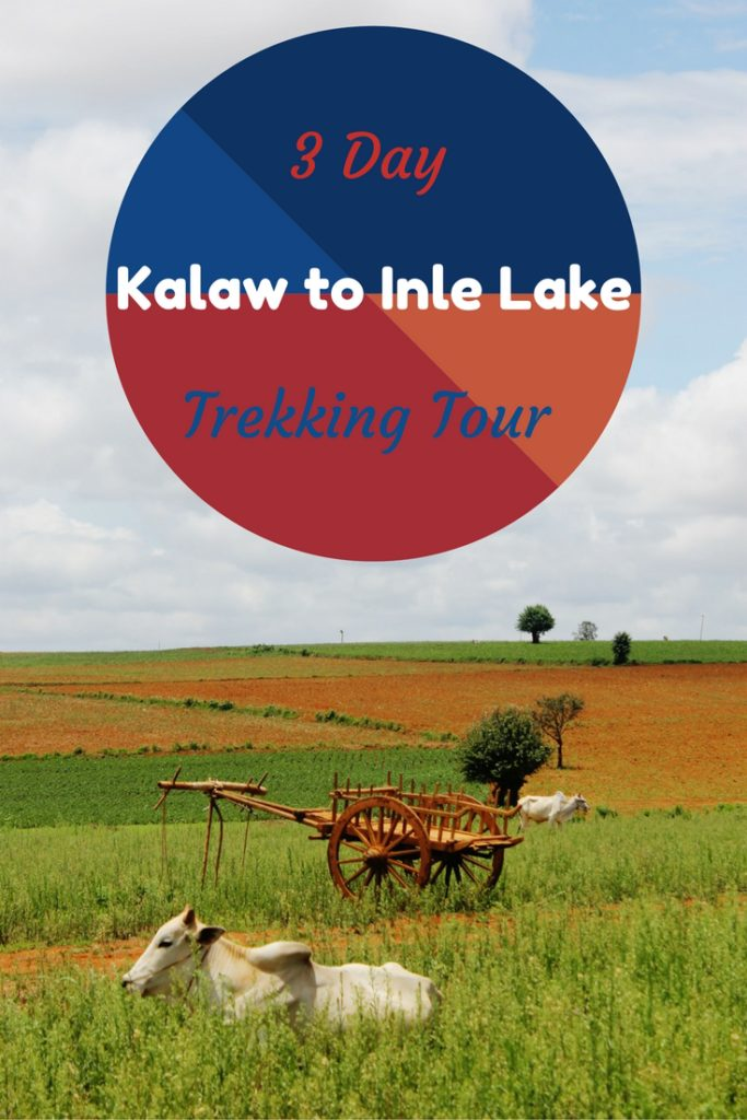 3 Day Trekking Tour from Kalaw to Inle Lake