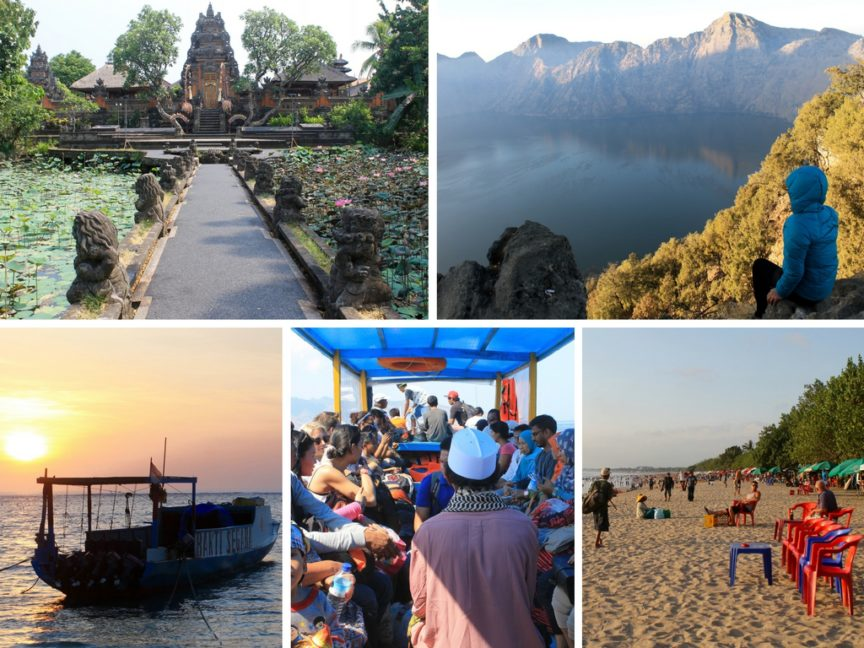 Lombok Bali Itinerary Top 5 Places To Visit