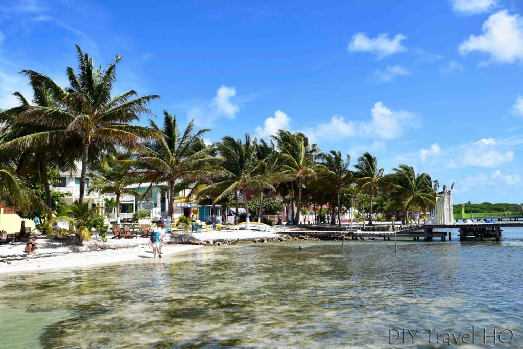 Things to do on Caye Caulker