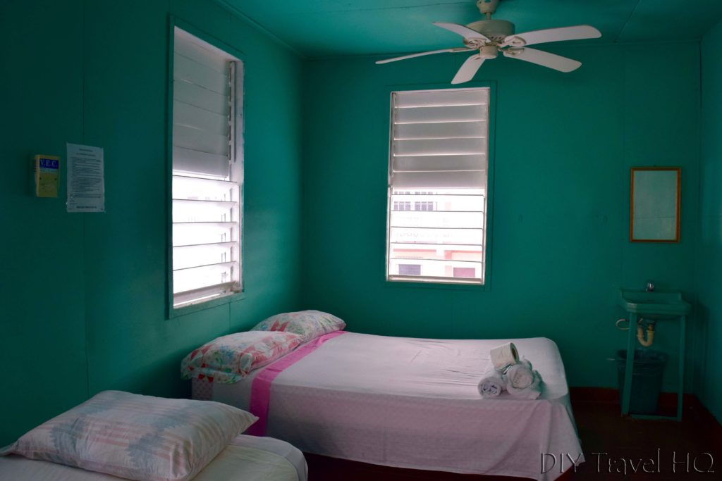Caye Caulker accommodations