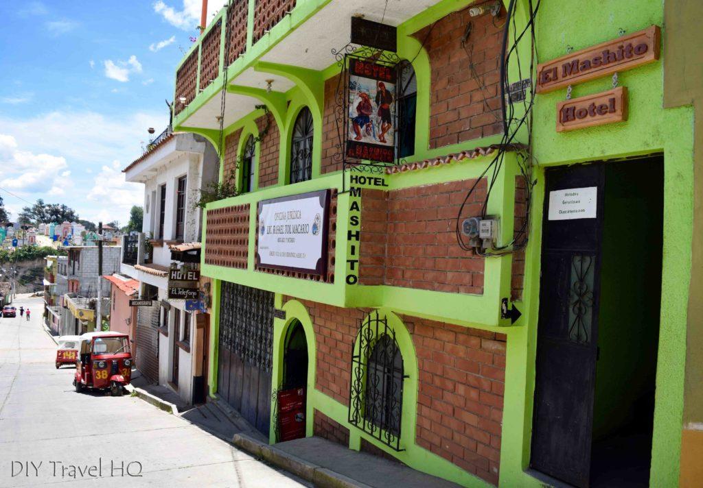 Chichicastenango Budget Hotels