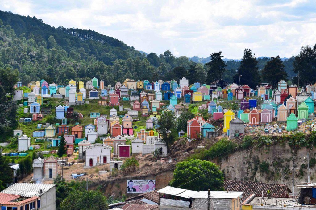 Chichicastenango Cemetery