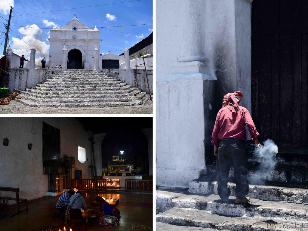 Chichicastenango El Calvario Church