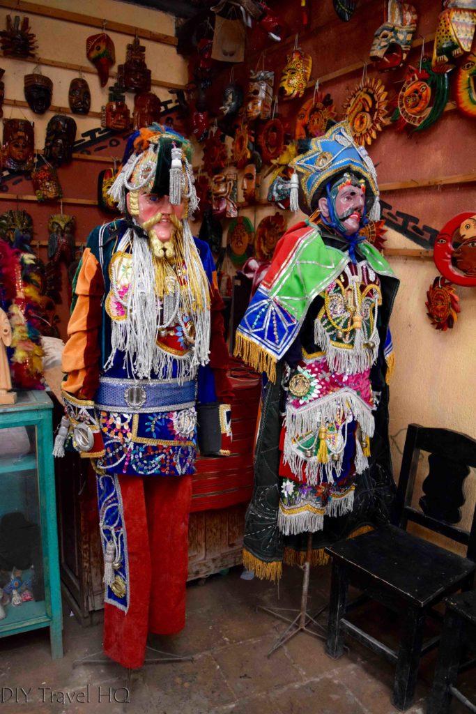Chichicastenango Mask Workshop