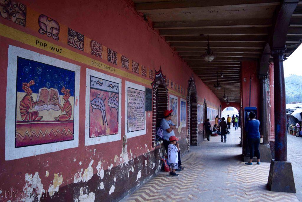 Chichicastenango Mural