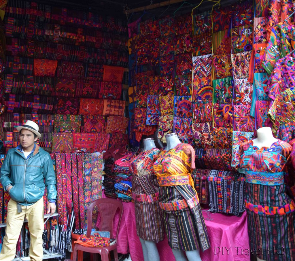 Chichicastenango Guatemala places to visit