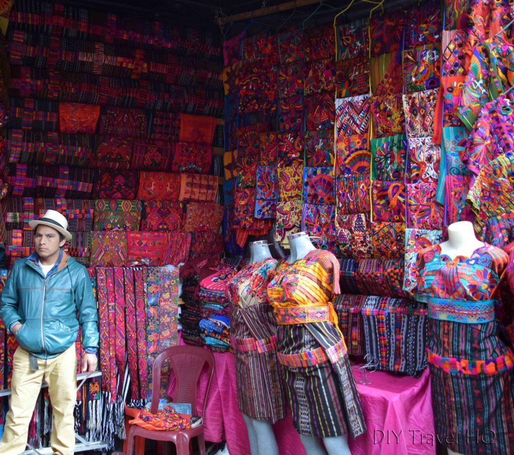 Chichicastenango Sunday Tourist Market